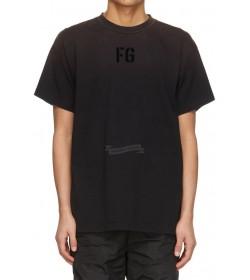 FOG Black 'FG' T-Shirt