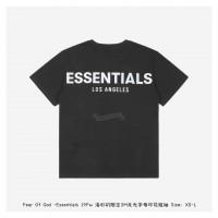 FOG Essentials 19FW Los Angeles T-shirt - Black/White
