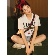 GC x Doraemon Cotton T-shirt