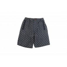GC Eco Washed GG Denim Shorts