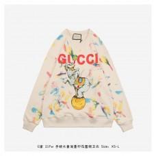 GC 21FW Hand Drawn Elephant Sweatshirt