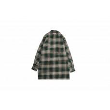 GC x KAI Check Wool Shirt