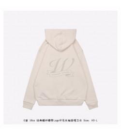GC Oversize Hooded Sweatshirt With GC Logo