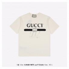 GC Oversize T-shirt with GC logo