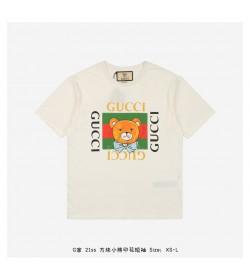 GC Teddy Bear T-shirt - Black/White