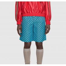 GC Man's Multicolor Canvas Shorts