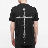 GVC Cross Printed T-shirt