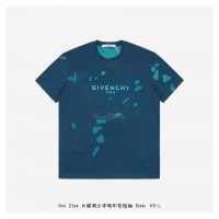 GVC Paris Oversize Destroyed T-shirt