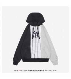 Kith for Major League Baseball New York Yankees Home Run Hoodie