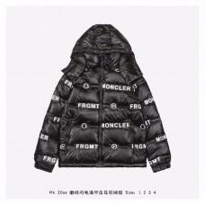 Moncler Genius Fragment Mayconne Nylon Down Jacket Black