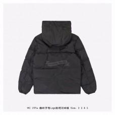 Moncler Montcla Down Jacket Black 2