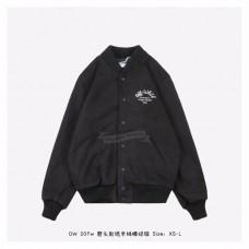 Off-White Arrow Varsity Jacket - Bomber Jackets