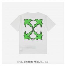 Off-White Bolt Arrow 21SS T-shirt