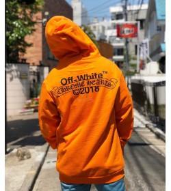 Off-White x Chrome Hearts 2018 Hoodie