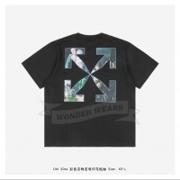 Off White Black Caravaggio Painting S/S T-shirt