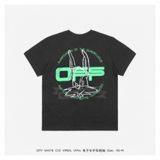 Off-White HARRY THE BUNNY S/S T-SHIRT Black/Green
