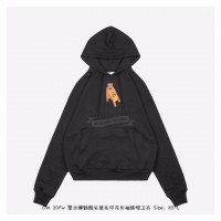Off-White Pascal Skeleton Hoodie in Black