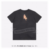 Off-White Pascal S/S Over T-shirt in Black