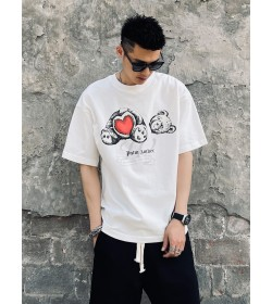 PA Bear Print T-shirt