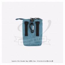 Supreme 19SS Shoulder Bag Blue