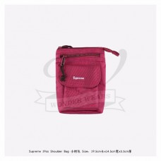 Supreme 19SS Shoulder Bag Red
