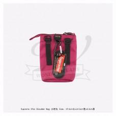 Supreme 19SS Shoulder Bag Red