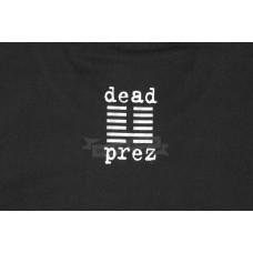 Supreme Dead Prez RBG Print T-shirt Black