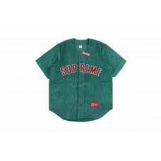 Supreme Corduroy Baseball Jersey