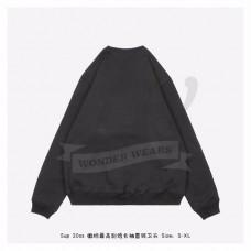 Supreme Kanji Logo Crewneck Black