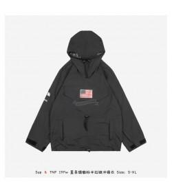 Supreme TNF Flag Jacket
