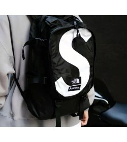 Supreme x TNF S Logo Expedition Backpack  - Multiple Color