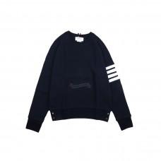 TB 4-Bar Raglan-Sleeve Sweatshirt