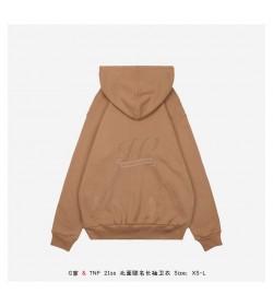 TNF x GC Cotton Sweatshirt Brown