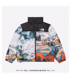 The North Face x Invincible The Expedition Series Nuptse Jacket Multi